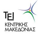 TEI Kentrikis Makedonias - Oikonomologos.gr - logo
